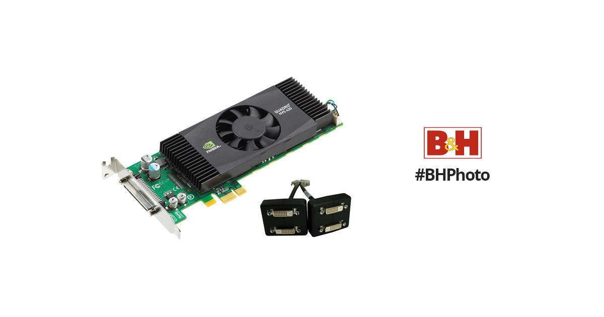 PNY Technologies nvidia Quadro nvs 420 x1 pcie Graphics Boar vcq420nvs-x1-dvi-pb