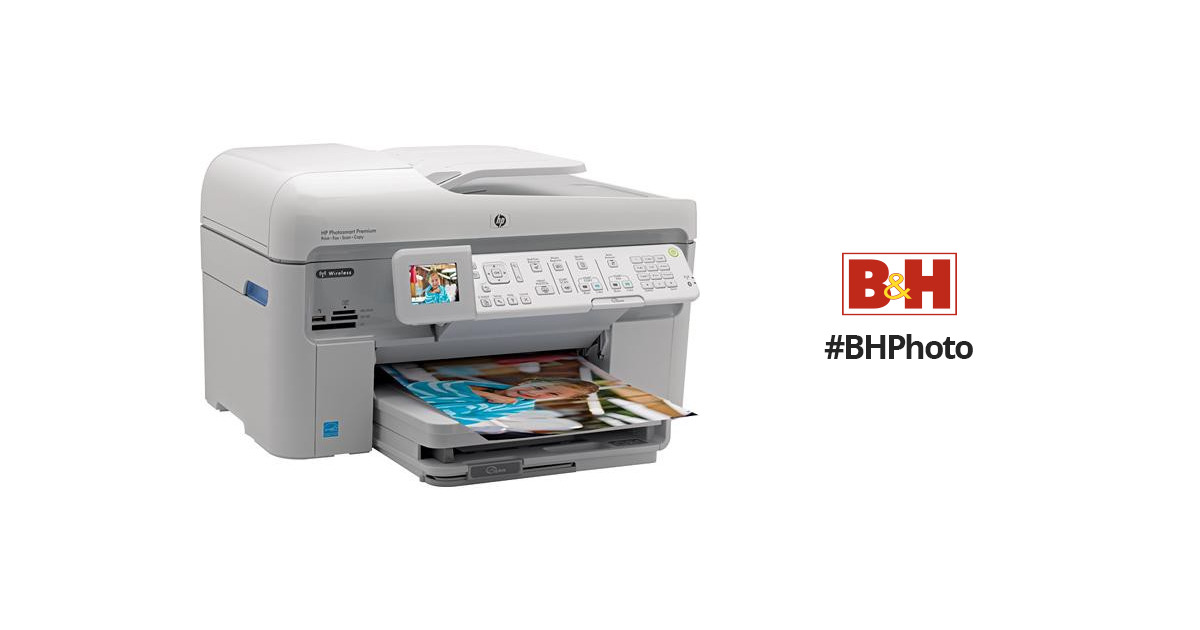 hp photosmart premium c309 driver windows 7