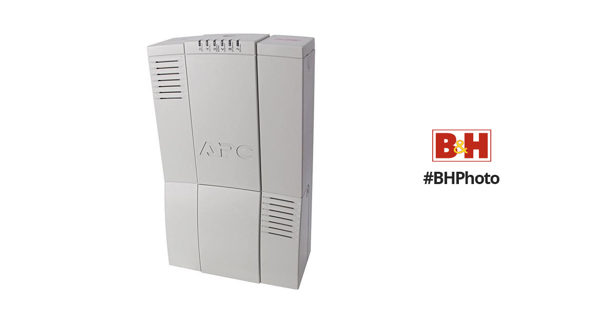 apc back ups 500 structured wiring ups international bh500inet. Black Bedroom Furniture Sets. Home Design Ideas