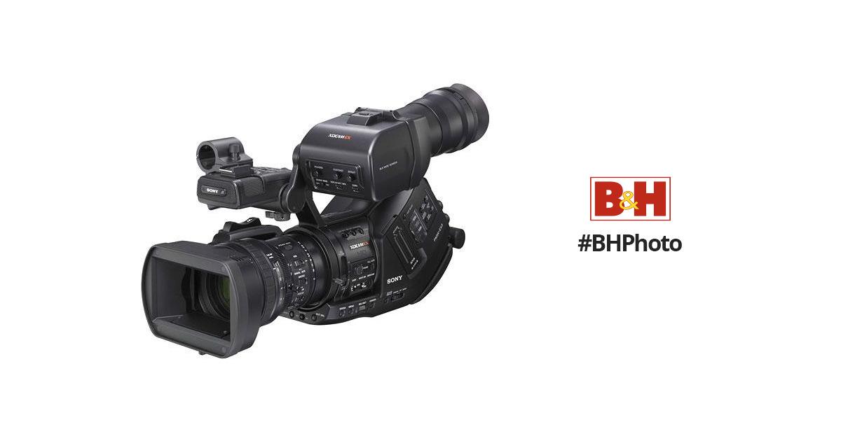 sony pmw ex3 xdcam ex hd camcorder pmwex3 b h photo video rh bhphotovideo com sony ex3 camera user manual Sony EX3 Workflow