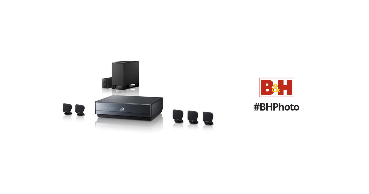 New Drivers: Sony BDV-IS1000 Home Theatre