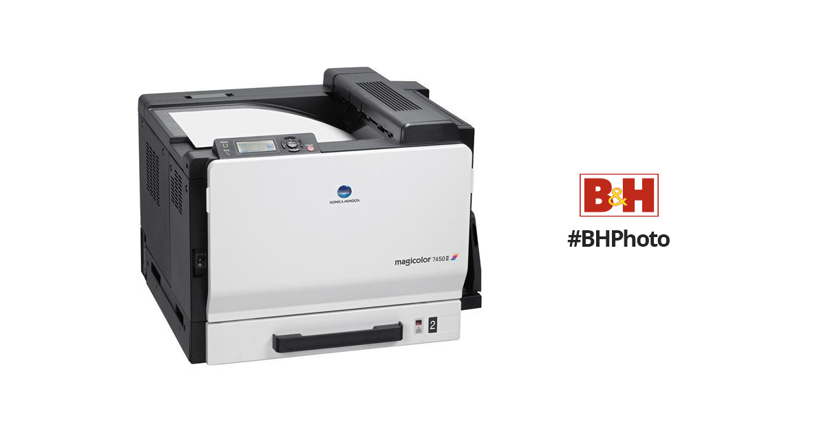 KONICA MINOLTA MAGICOLOR 7450 II GRAFX PRINTER PS DRIVER DOWNLOAD (2019)