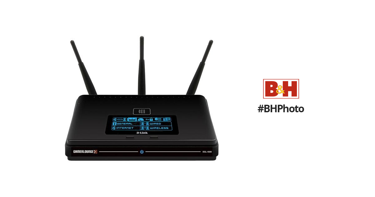 DLINK DGL-4500 XTREME N GAMING ROUTER TREIBER WINDOWS 8