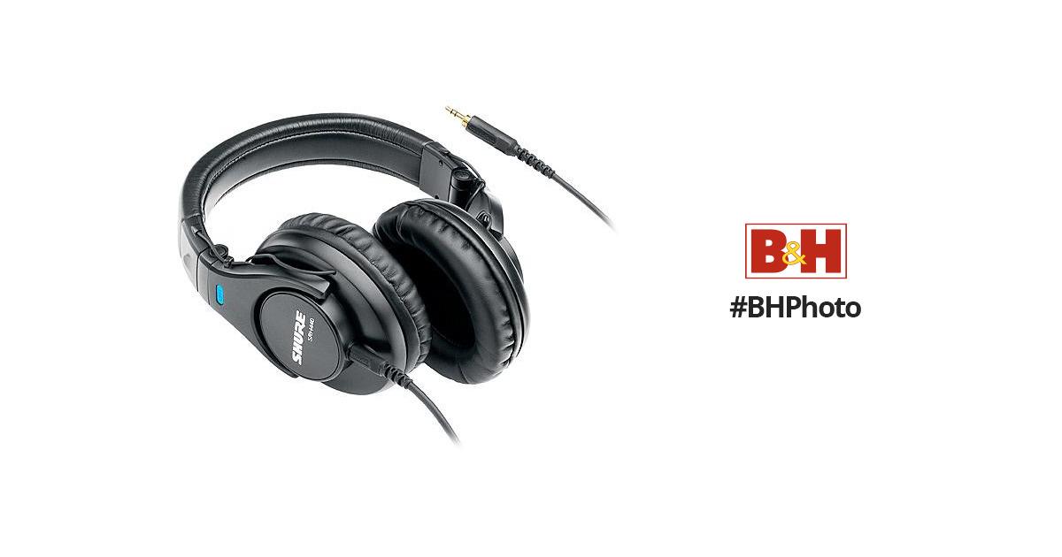 bb63d18a744 Shure SRH440 Professional Around-Ear Stereo Headphones SRH440