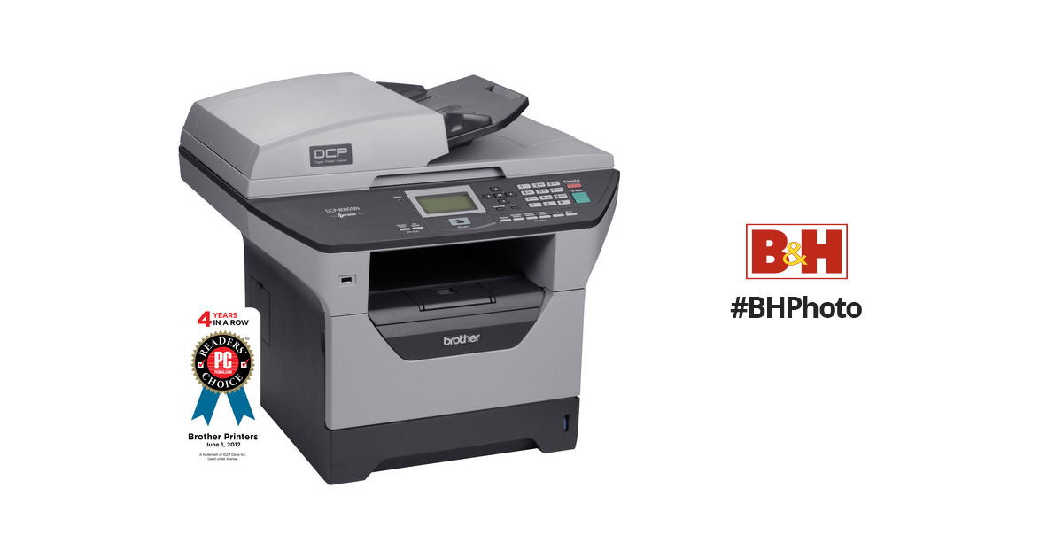Brother DCP-8080DN Universal Printer Driver