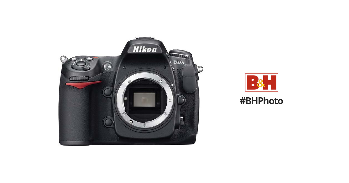 Nikon D300S DSLR Camera (Body Only) 25464 B&H Photo Video