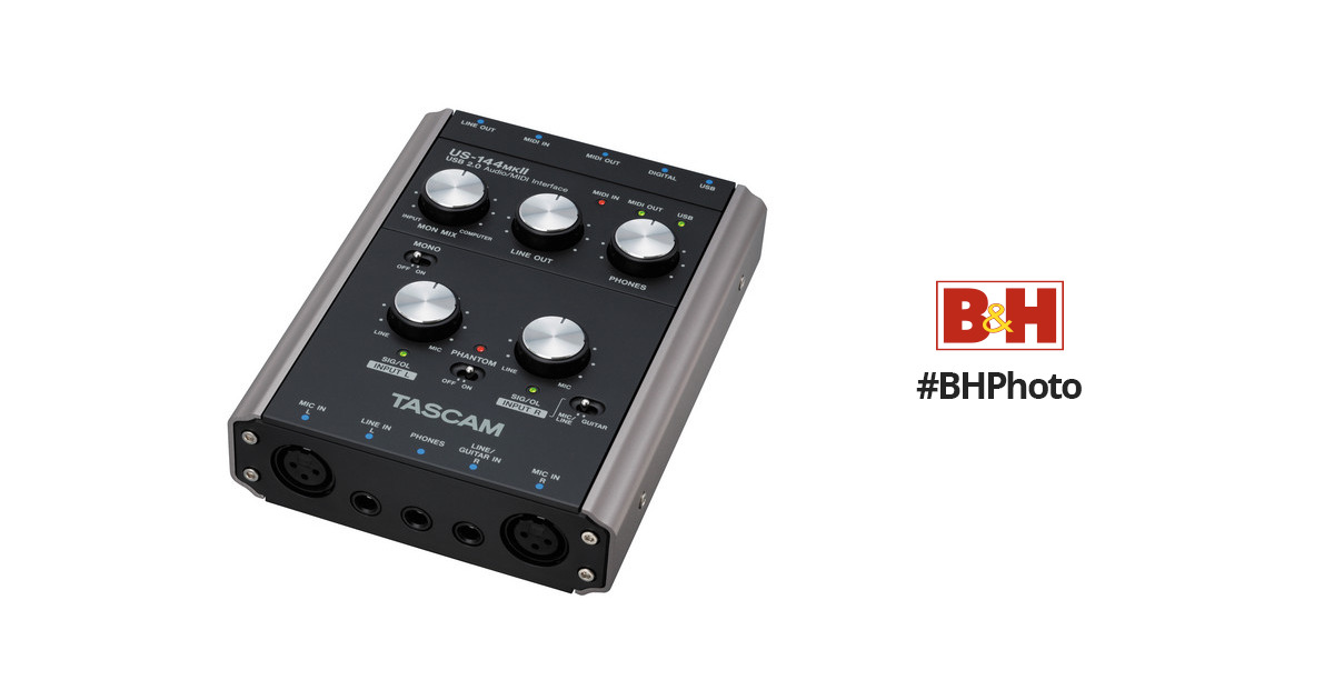 TASCAM 144MKII DRIVER DOWNLOAD