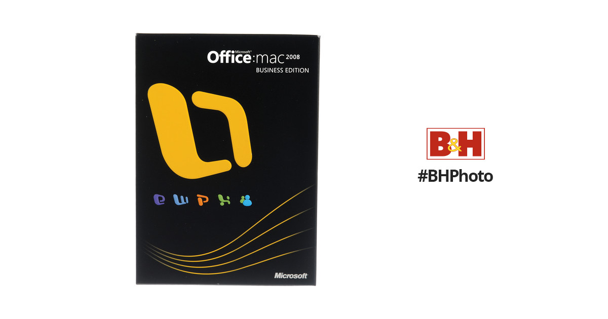 microsoft office 2008 for mac business edition gyd 00001 bh