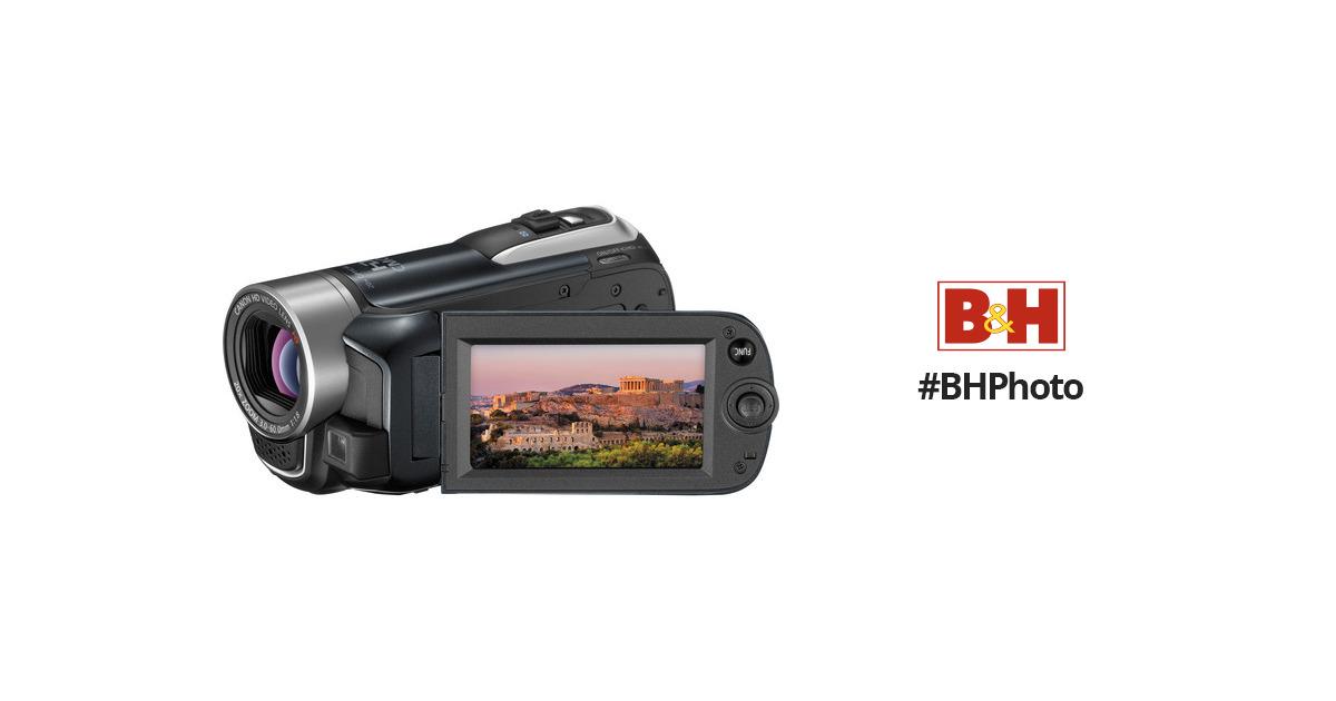 canon vixia hf r11 dual flash memory camcorder black 4383b001 rh bhphotovideo com