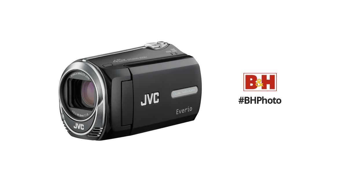 jvc gz ms230 everio s flash memory camera black gzms230bus b h rh bhphotovideo com