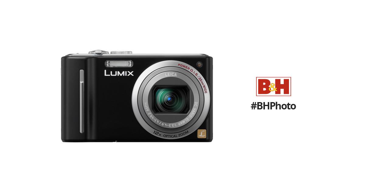panasonic lumix dmc zs5 digital camera black dmc zs5k b h rh bhphotovideo com Panasonic DMC GF3 panasonic dmc-zs5 camera manual
