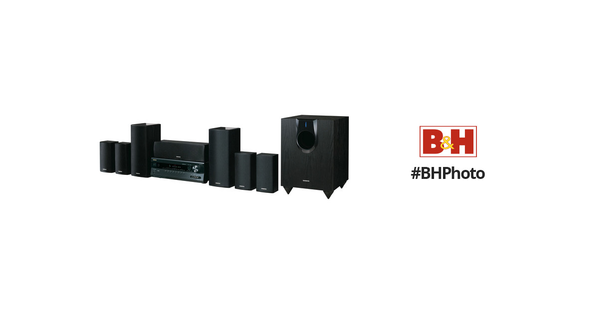 Onkyo HT-S5300 7 1 Channel Home Theater System