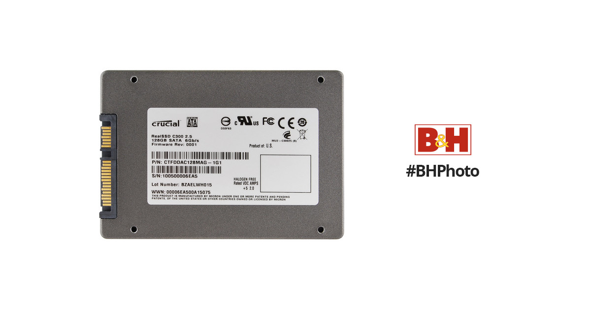 Crucial 2.5 RealSSD C300 Drivers for Windows 7