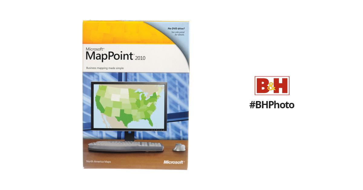 Microsoft Mappoint North America PC License