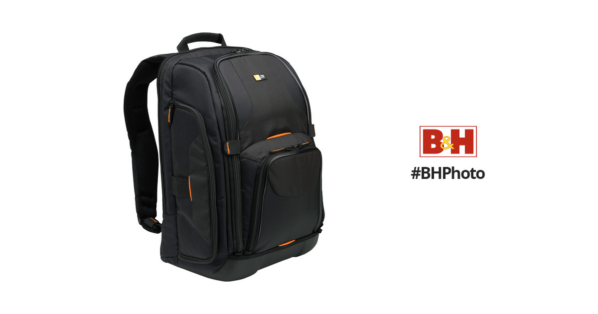 Case Logic SLRC-206 SLR Camera Laptop Backpack SLRC-206 B H 3e100f7c21388