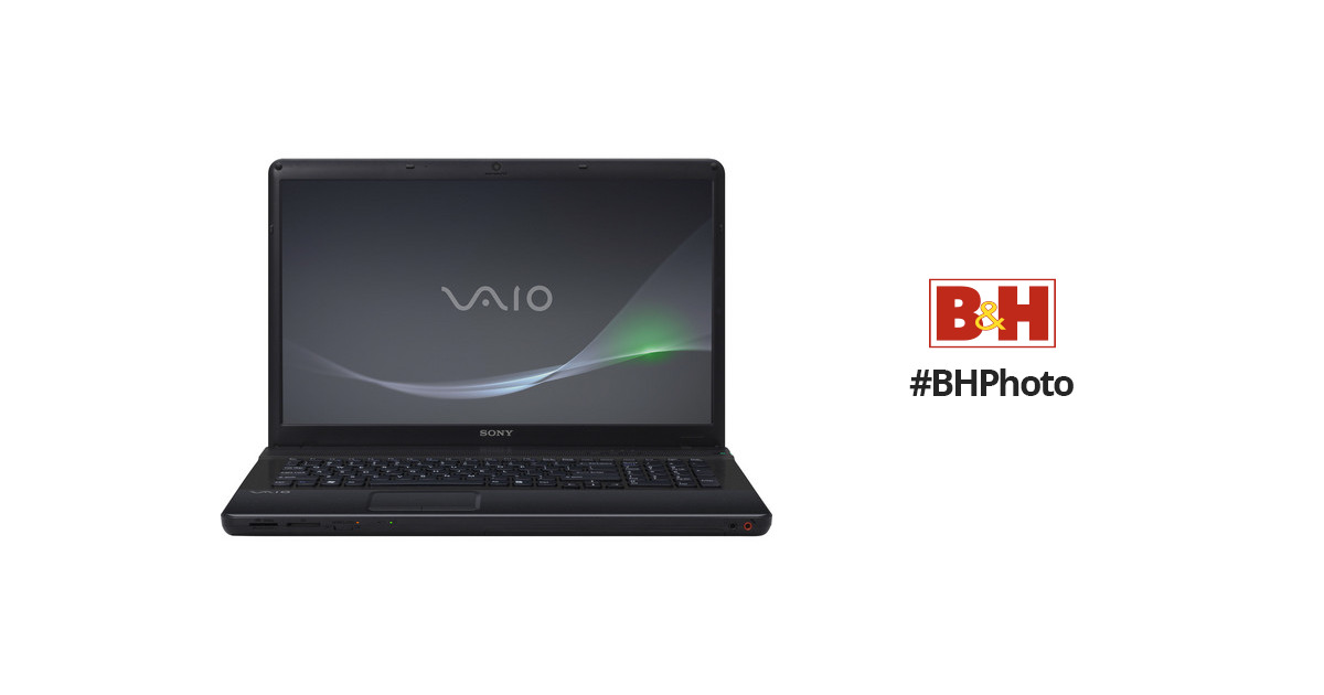 Sony Vaio VPCEC25FX/BI TouchPad Settings XP