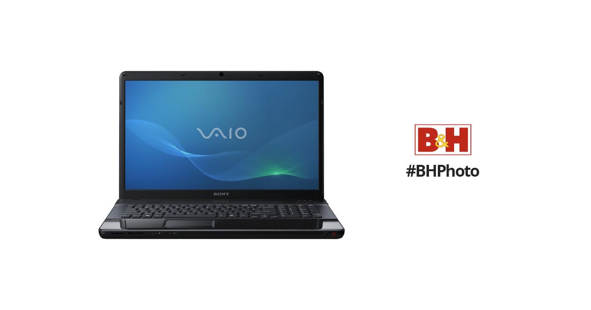 Sony Vaio VPCEF22FX/BI Drivers for Windows Mac