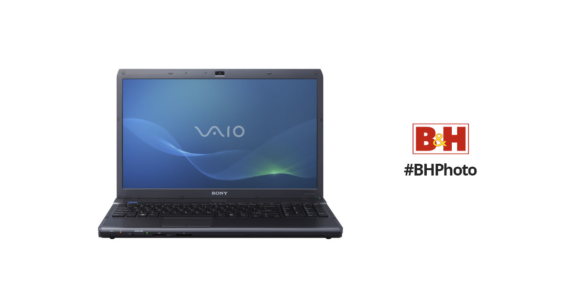Sony Vaio VPCF127FX Driver for Windows 7