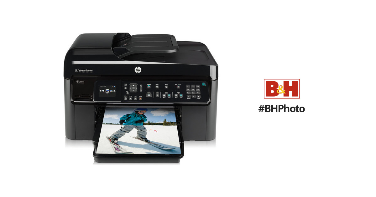 HP Photosmart Premium Fax e-All-in-One