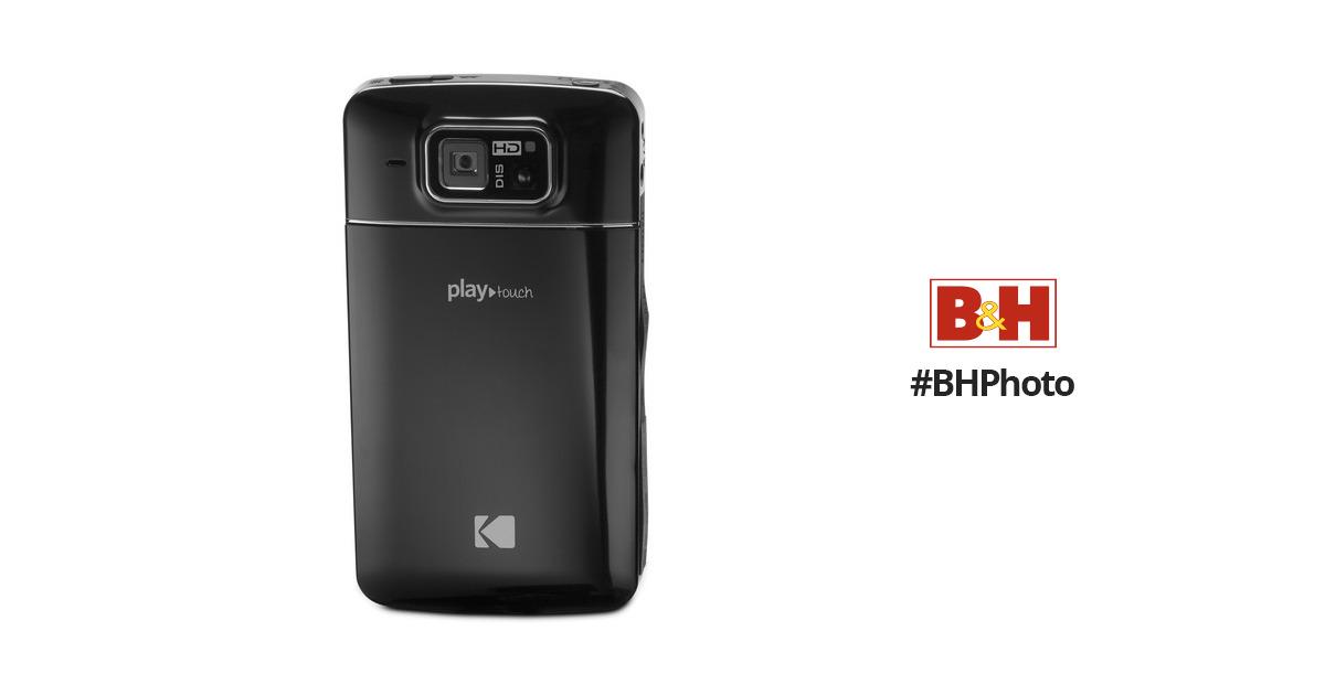 kodak zi10 playtouch video camera black 8296857 b h photo rh bhphotovideo com Kodak Zi10 Camcorder Kodak Go Accessories
