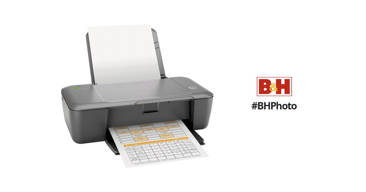 HP Deskjet 1000 Printer CH340A#B1H