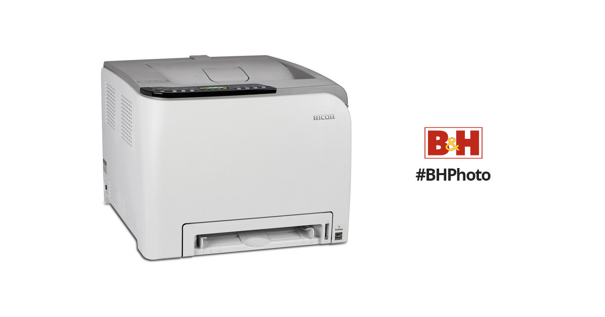 Ricoh Aficio SP C232DN Printer PCL 6 Drivers Windows XP