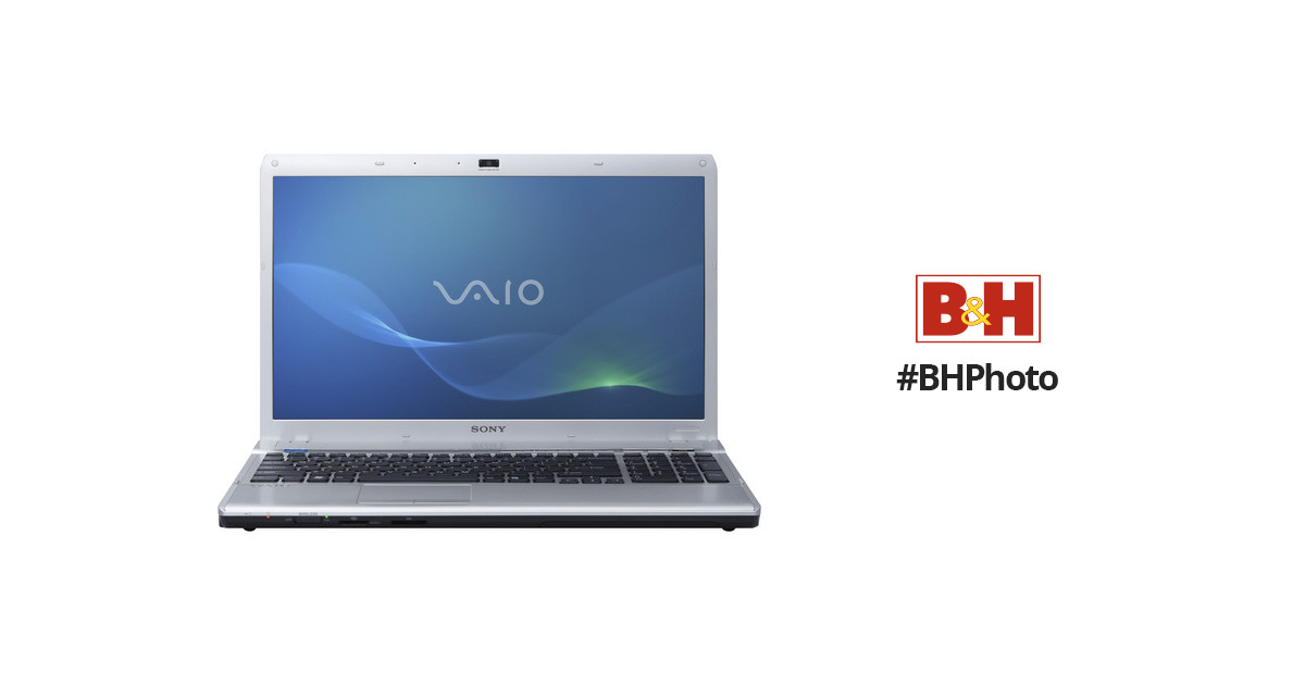 New Driver: Sony Vaio VPCF137FX/H Notebook
