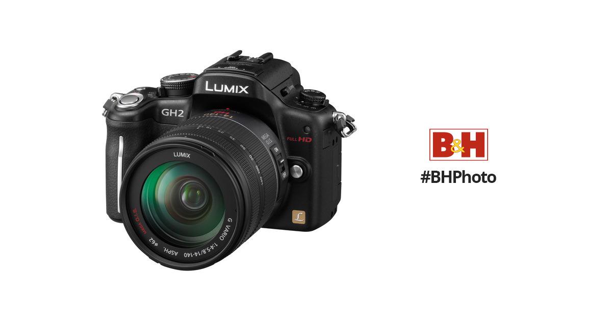 used panasonic lumix dmc gh2 digital camera w 14 140mm dmc gh2hk rh bhphotovideo com lumix dmc-gh2 manual lumix gh2 user manual pdf