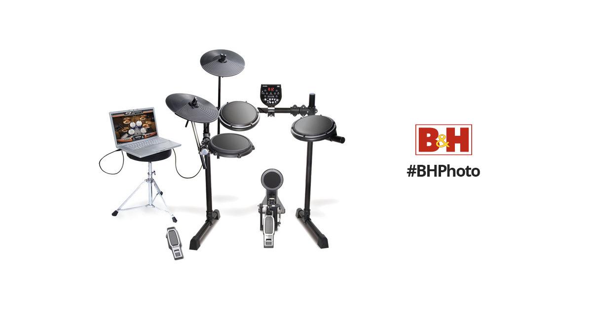 alesis dm6 usb express kit electronic drum dm6 usb express kit. Black Bedroom Furniture Sets. Home Design Ideas