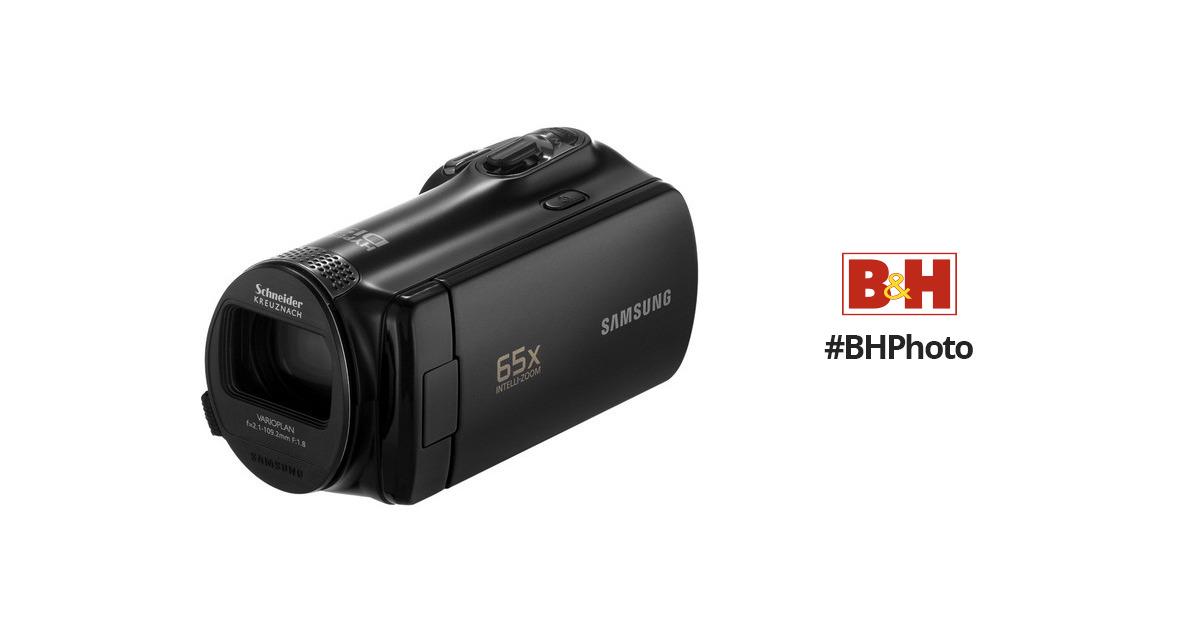 samsung smx f50 flash memory camcorder black smx f50bn xaa b h rh bhphotovideo com Samsung User Manual Guide Samsung Manual PDF