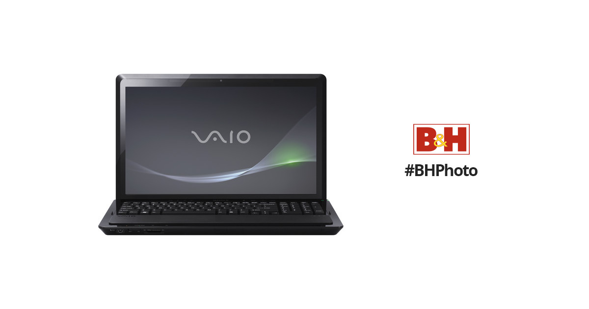 Sony Vaio VPCF215FX/BI Smart Network Mac