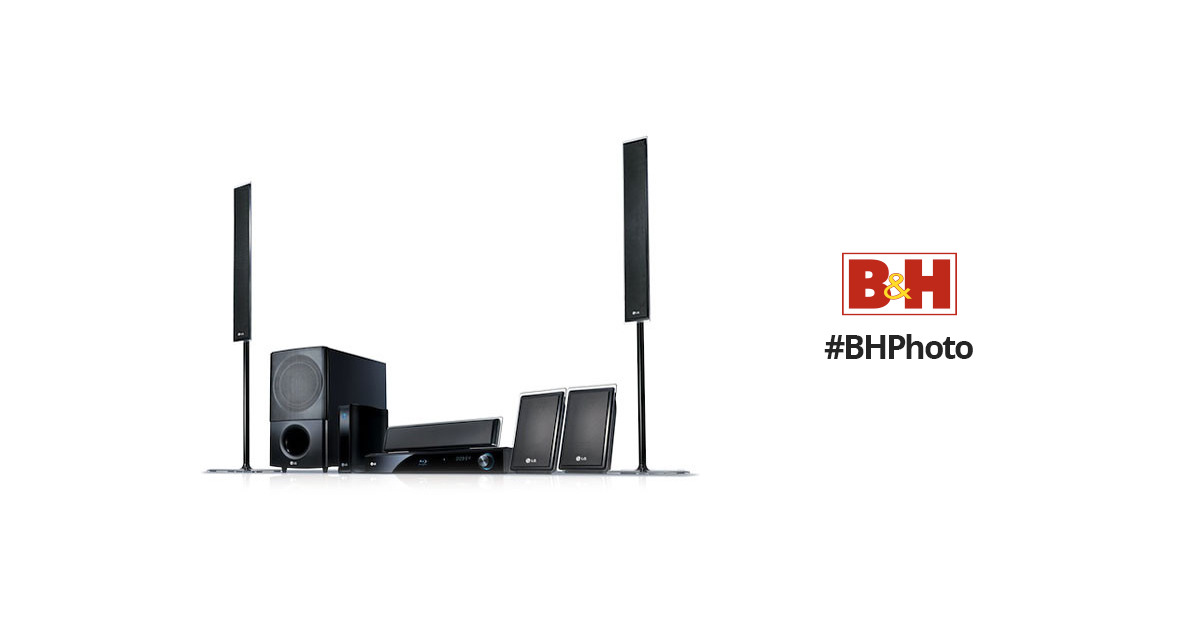 LG LHB975 Home Theater System Driver for Mac Download