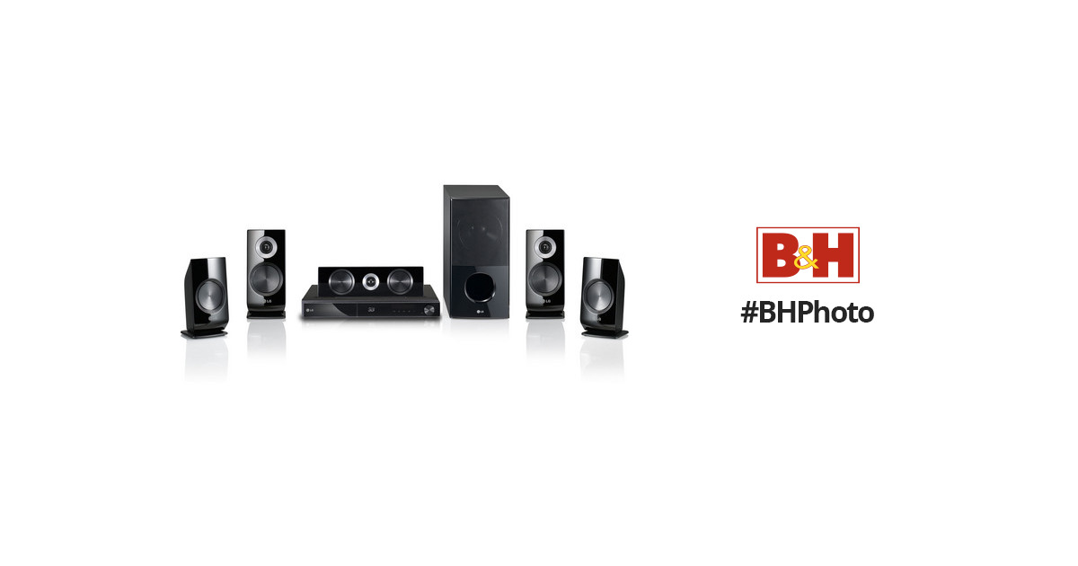 LG LHB536 Home Theater System Driver
