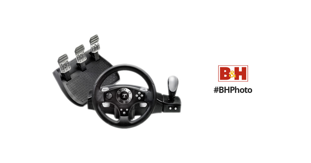 Driver UPDATE: Thrustmaster Rally GT Pro Force Wheel