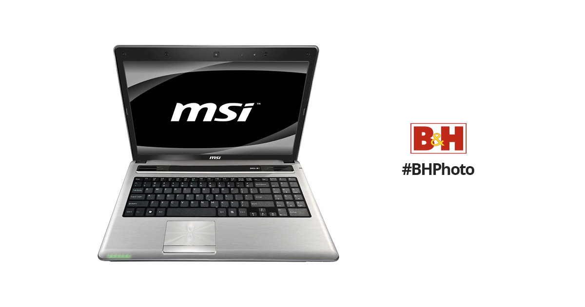 MSI CX640 Notebook DVD Drivers for Windows 10