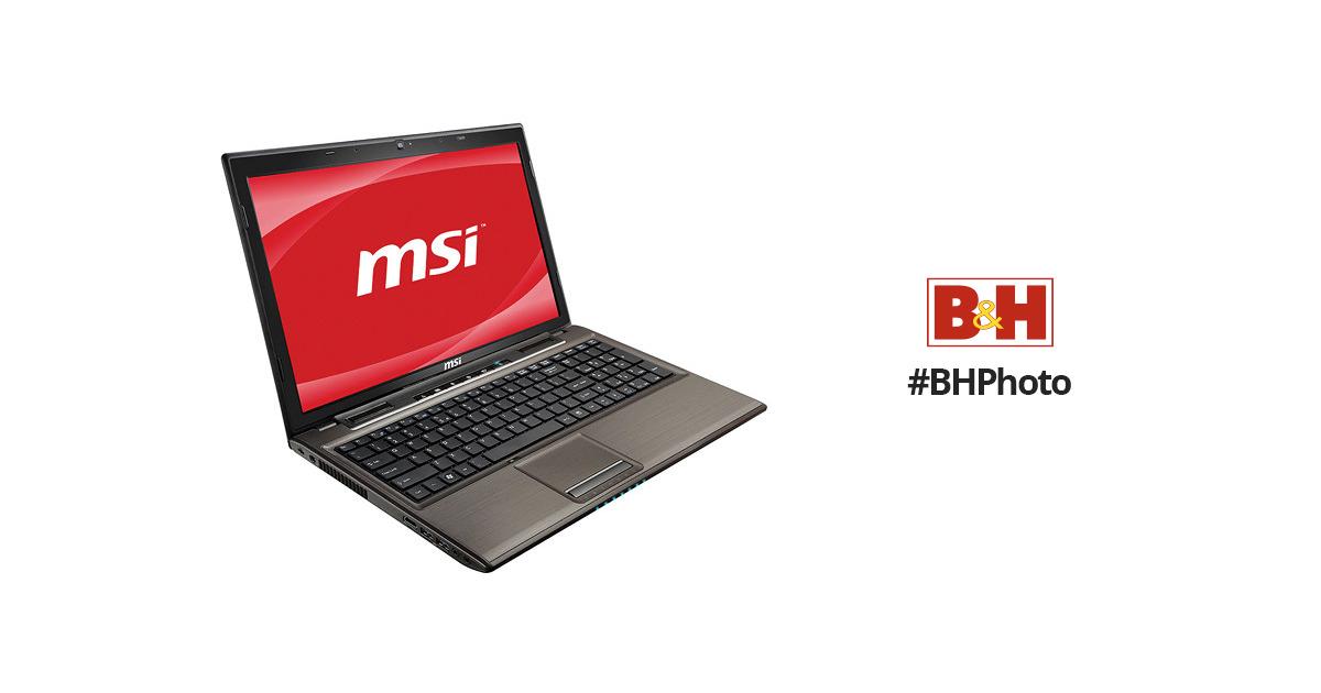 MSI GE620 Notebook Intel Rapid Storage Drivers Windows 7