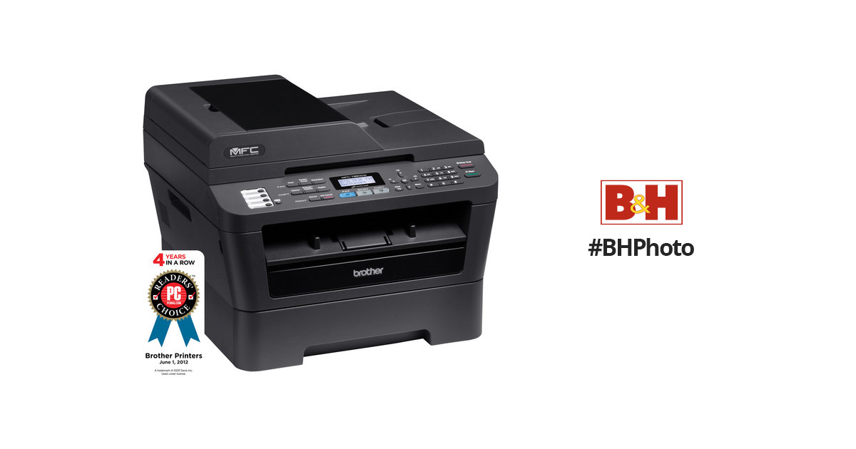 Brother MFC-7860DW Printer/Scanner Driver PC
