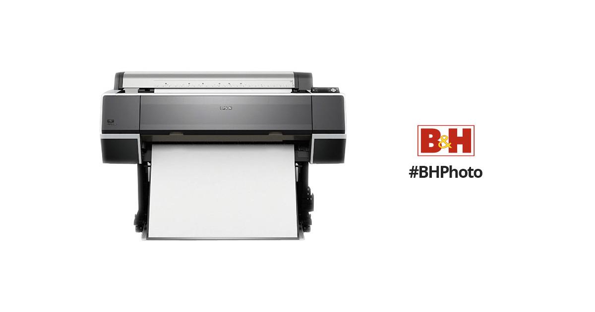 Epson Stylus Pro 9700 Printer HDI Driver Windows 7