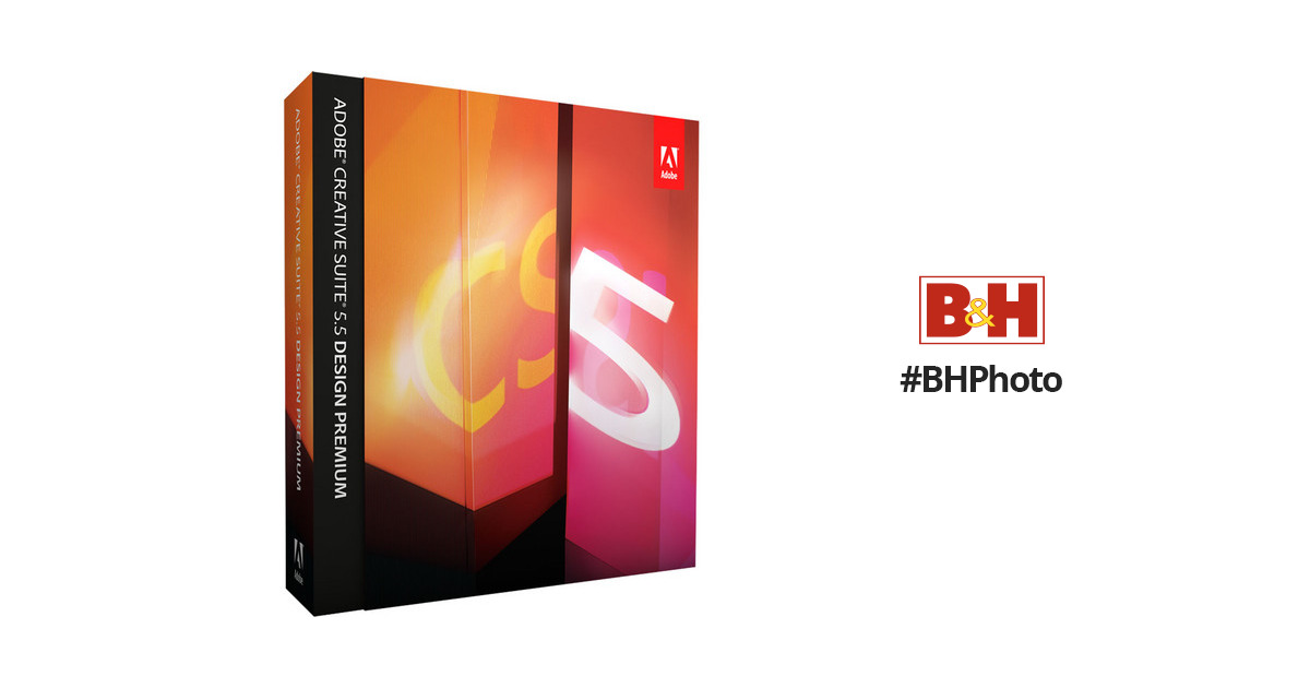 Adobe Creative Suite 5 5 Design Premium Software For Mac