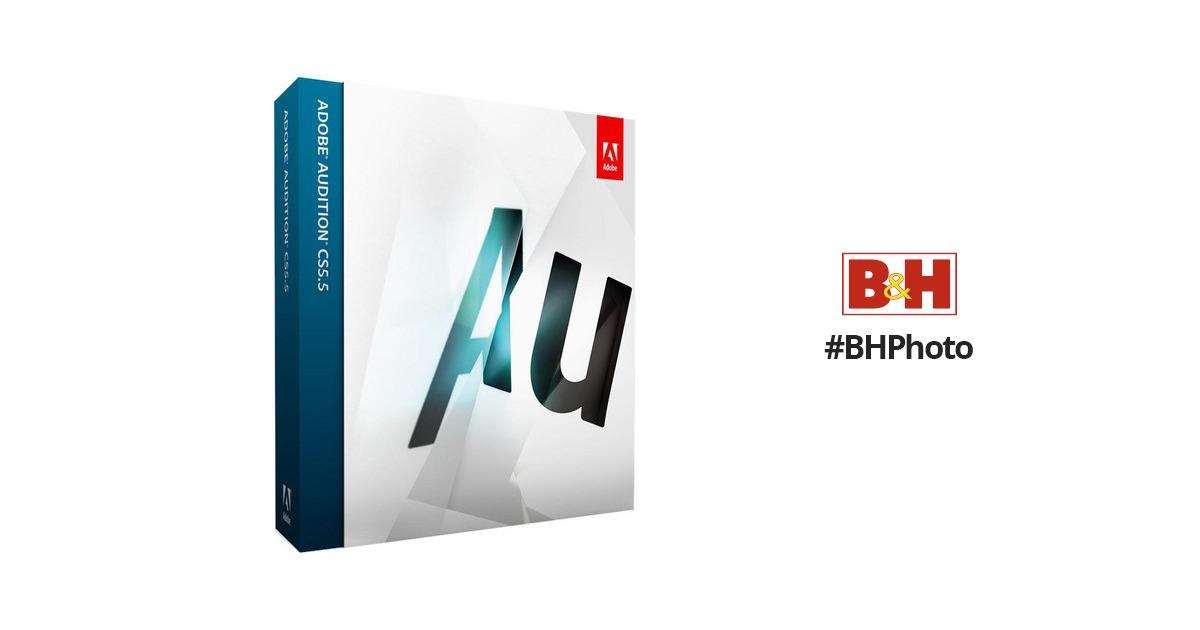 Adobe Audition CS5 5 - Audio Production Software (Upgrade - Mac)
