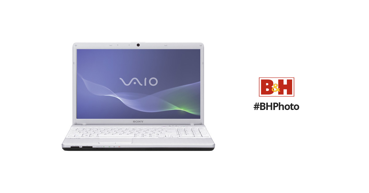 Sony Vaio VPCEH15FX/W Drivers for Mac Download
