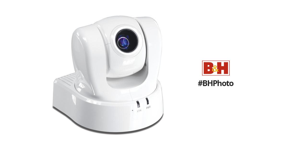 Trendnet Proview Poe Ptz Internet Camera Tv Ip612p B Amp H Photo