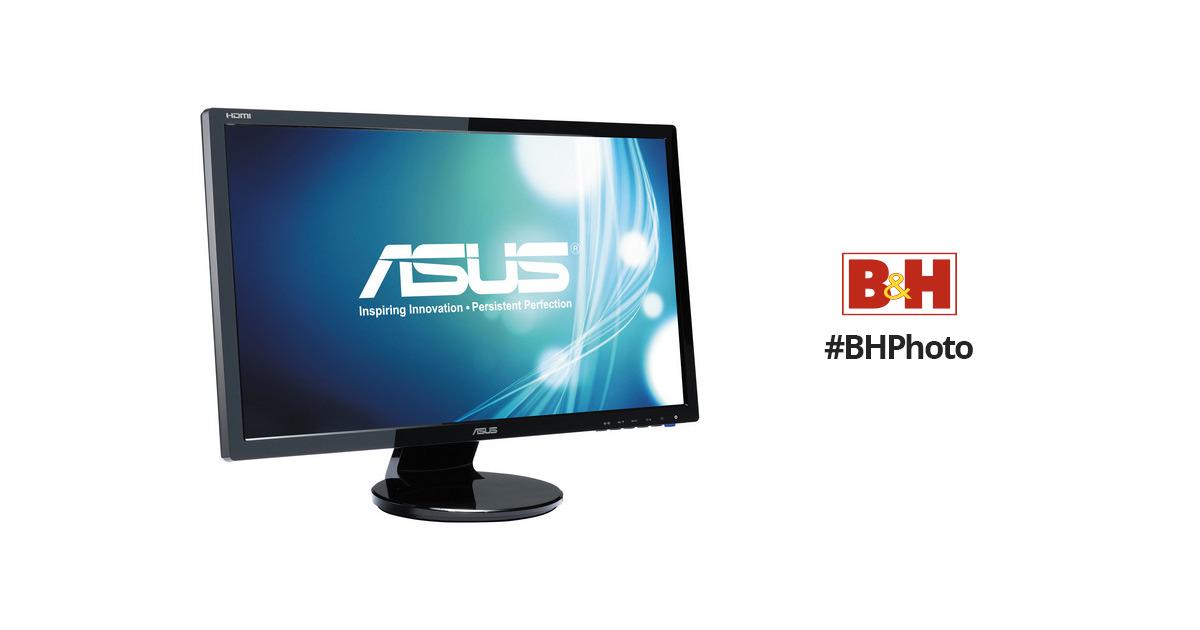 asus ve247h 23 6 widescreen led backlit monitor ve247h b h rh bhphotovideo com asus ve248h manual Asus VE247H Port