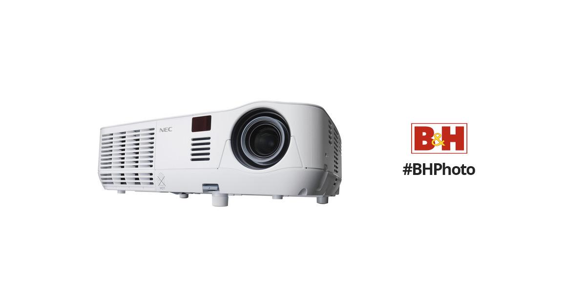 nec np v260x xga 3d mobile projector np v260x b h photo video rh bhphotovideo com nec v260 projector review nec v260x projector review