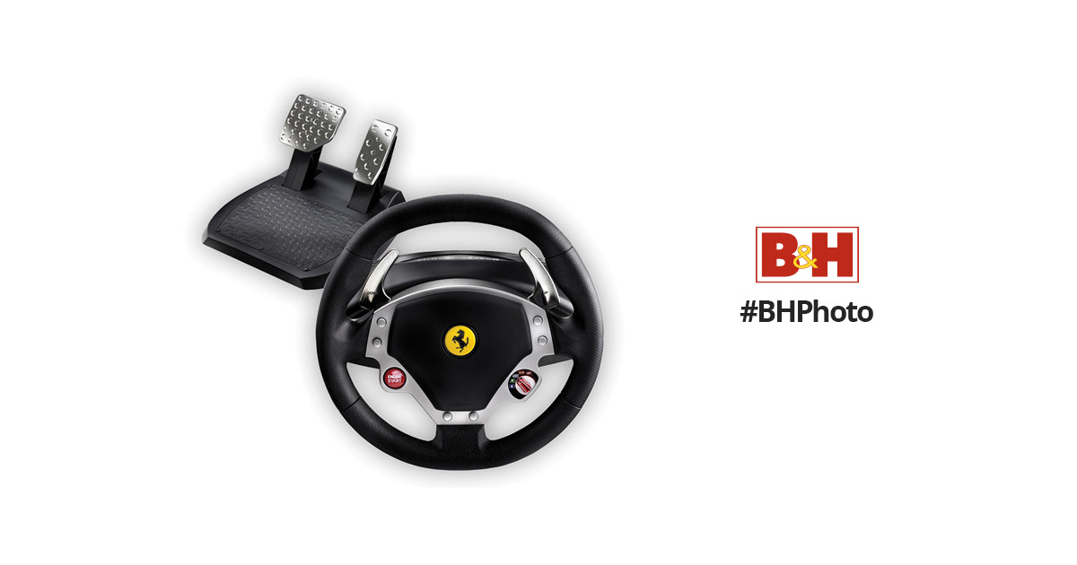 thrustmaster ferrari f430 force feedback racing wheel 2969088. Black Bedroom Furniture Sets. Home Design Ideas