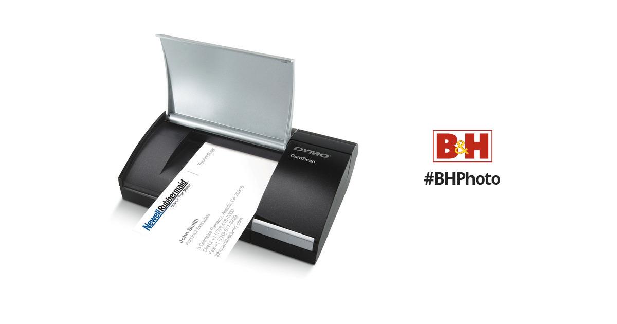 Dymo Dymo CardScan Personal 1760685 B&H Photo Video