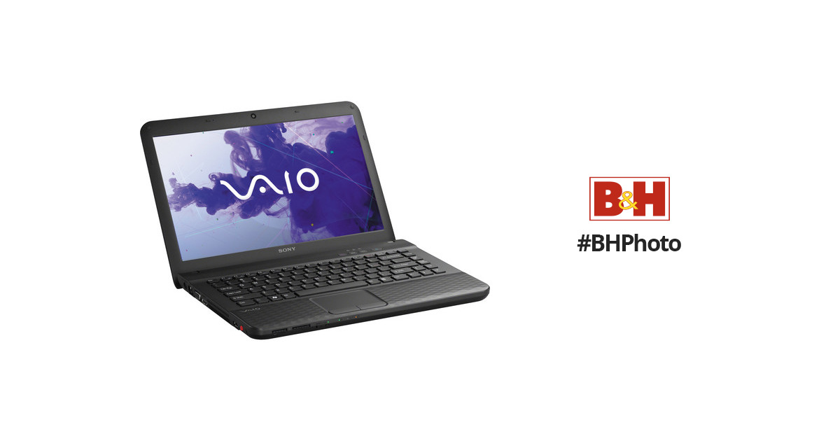 Sony Vaio VPCEG21FX/W Windows 7