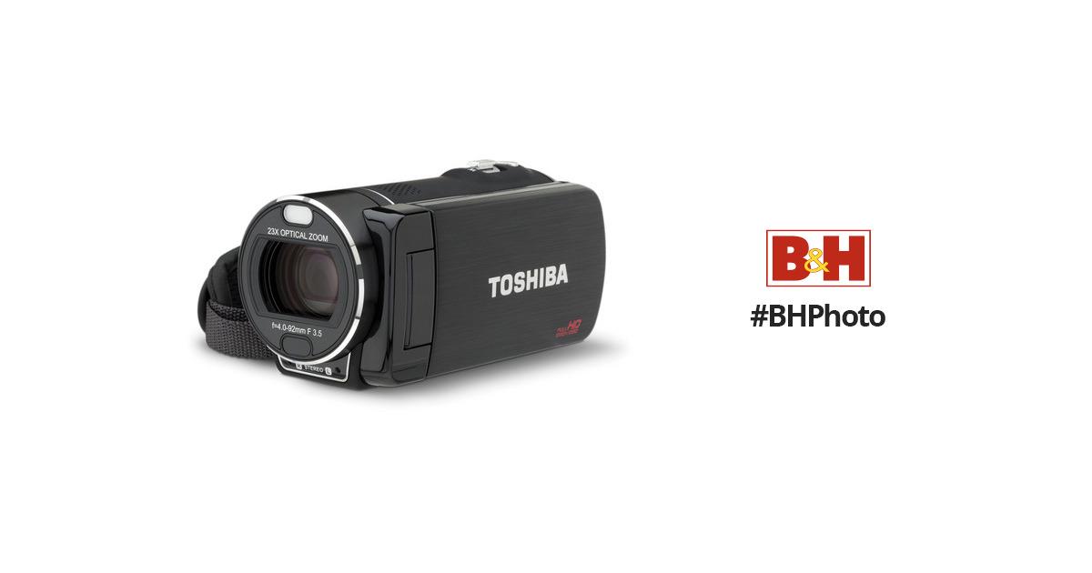 toshiba camileo x400 1080p hd camcorder pa3974u 1c0k b h photo rh bhphotovideo com Toshiba Camileo B10 Toshiba Camileo Clip Camcorder