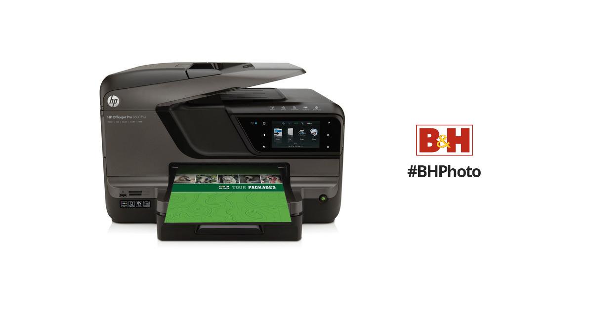HP Officejet Pro 8600 Plus Wireless Color e-All-in-One Inkjet Printer