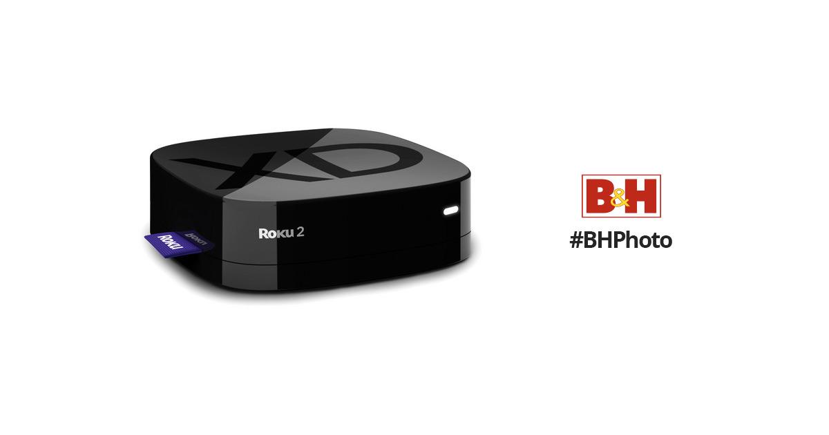 Roku Roku 2 Xd Streaming Player 3050r Bh Photo Video